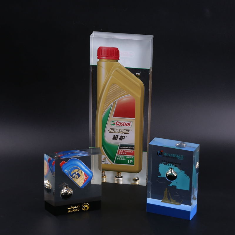 Castrol Oil Display Stand.